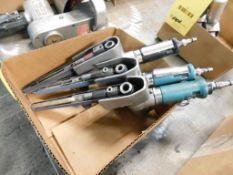 LOT: (3) Dynabrade 40320 Abrasive Belt Tools