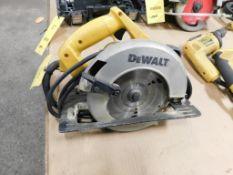 Dewalt 7-1/4 in. Model DW362 Circular Saw