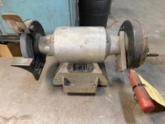 Bench Top Double End Grinder
