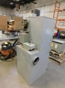 Simco Neutro-Vac Web Cleaning System Model DC-1200, S/N 746, 3 HP