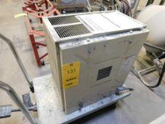 Dayton Heavy Duty Electric Unit Heater Model 2YU76, 3-Phase, 480 Volt