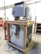 Continental Single-Phase Packaged Air Cooled Chiller Model CMA-100BPT, S/N 2917-090806, with