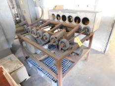 Roller Table with Spencer Vortex Blower, 4.2 Volt