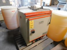 Chicago Electric Powder Curing Oven Model 46300, 110 Volt, 480 Degree F Capacity