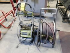 Ryobi Premium Electric Pressure Washer, 2000 PSI, with Hose Reel