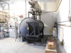 Systherms Type GRS Atmospheric Debinding Electric Furnace, 480 Volt, 1200 Liter Internal Volume,