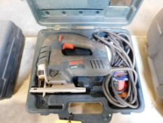 Bosch Electric Jig Saw Model JS470E, with Case