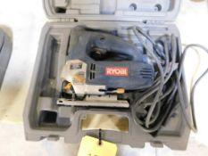 Ryobi Electric Jig Saw Model JS550L, with Case