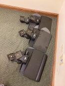 (25) Workrite Ergonomics keyboars holders w/desk mounts
