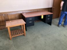 Table and desk