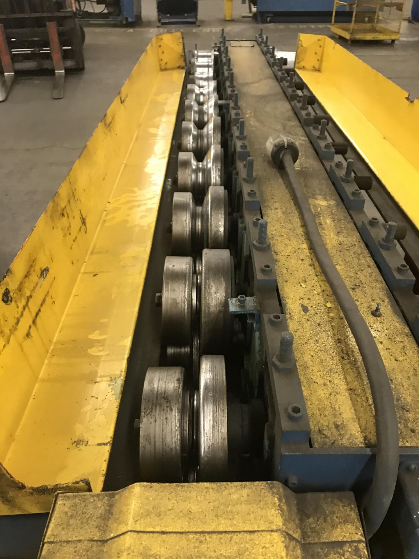 Lot 062 - Clinton Rollformer, Pittsburg