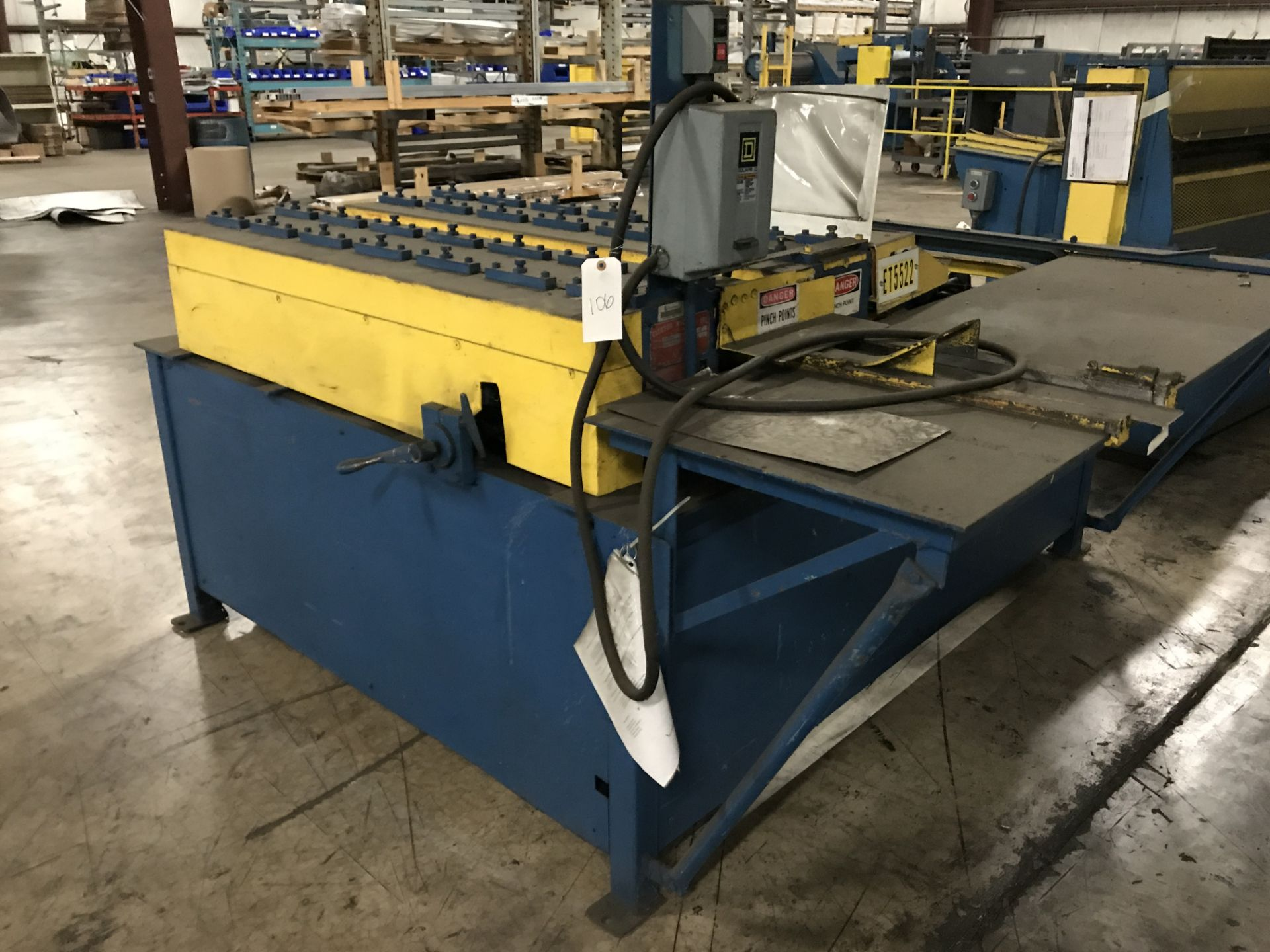 Lot 106 - Clinton Duplex Rollformer