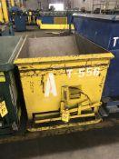 Galbreath Dump Hopper, 3/4 Yard