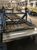 Rolling Tables, 16'x4 1/2', 2,000 Lbs Each