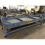Rolling Tables, 12'x4', 2,000 lbs Capacity Ea.