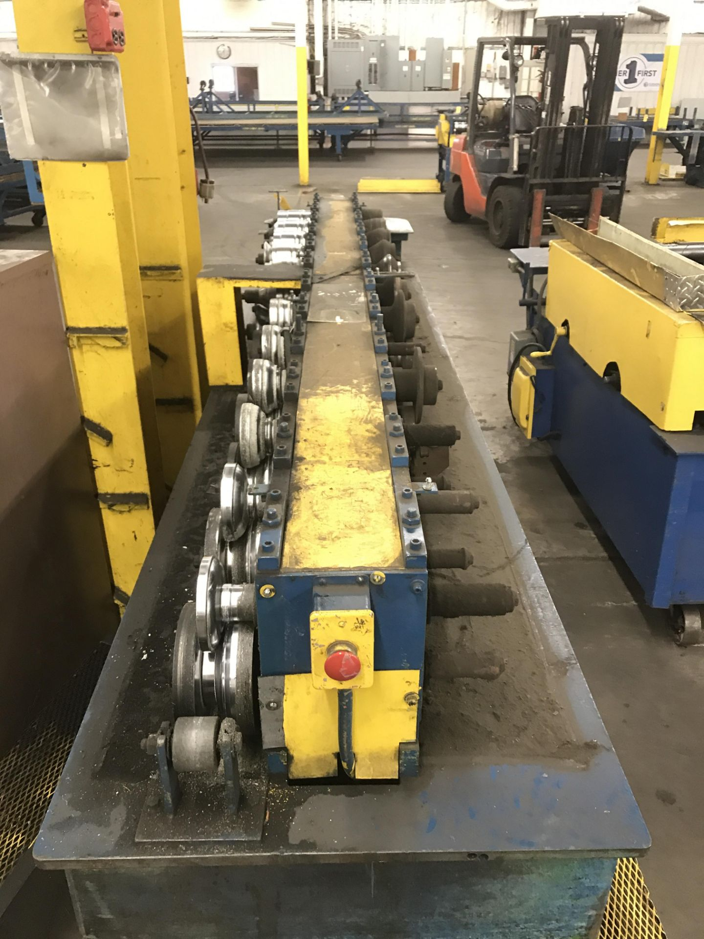 Lot 064 - 12 Stand Clinton Rollformer