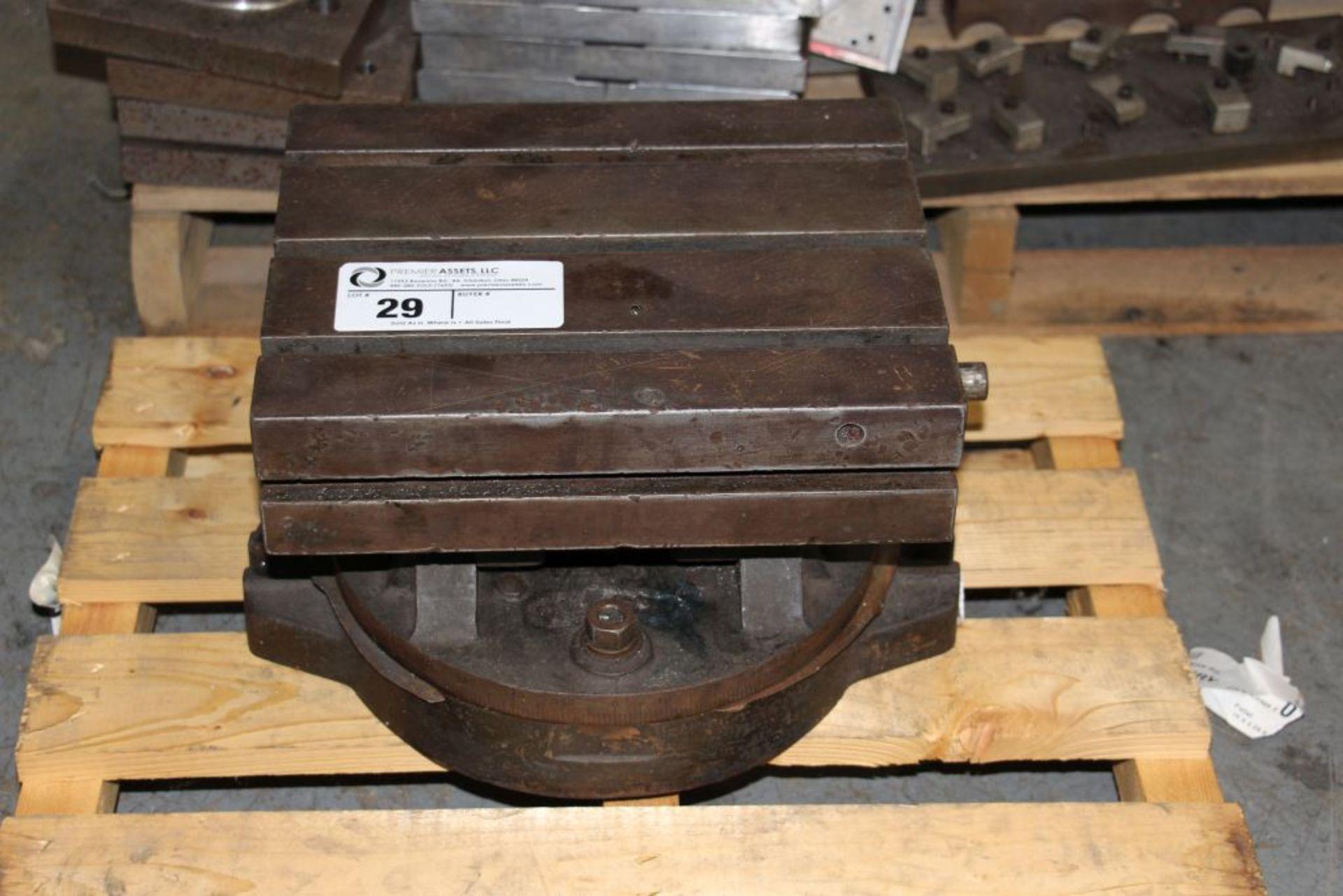 Lot 29 - adjustable angle plate