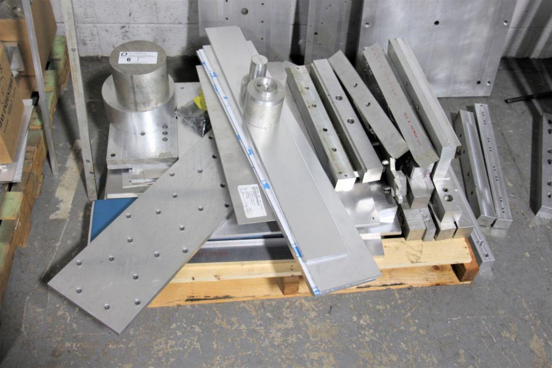 Lot 6 - assortment of scrap aluminum