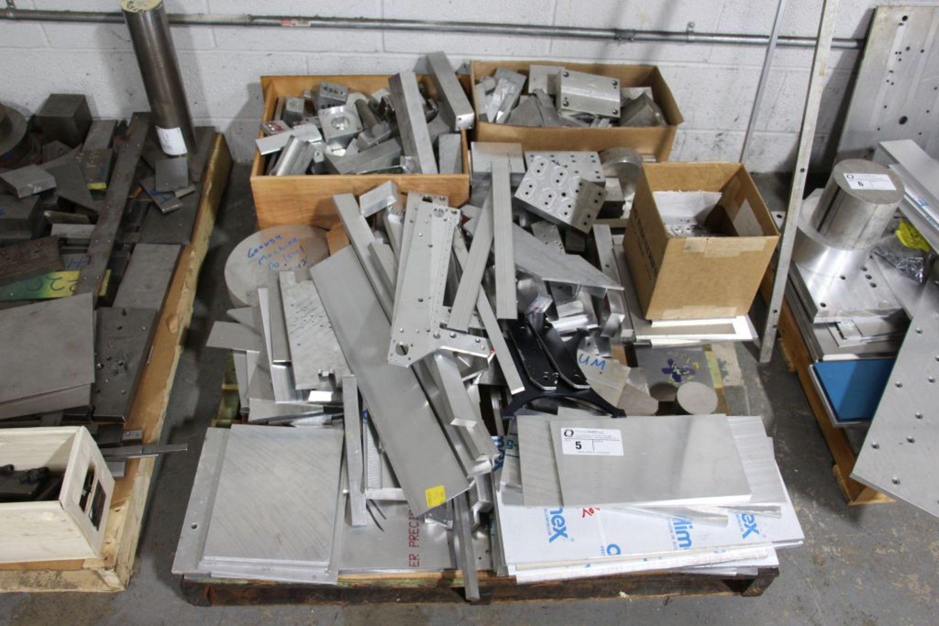 Lot 5 - assortment of scrap metal