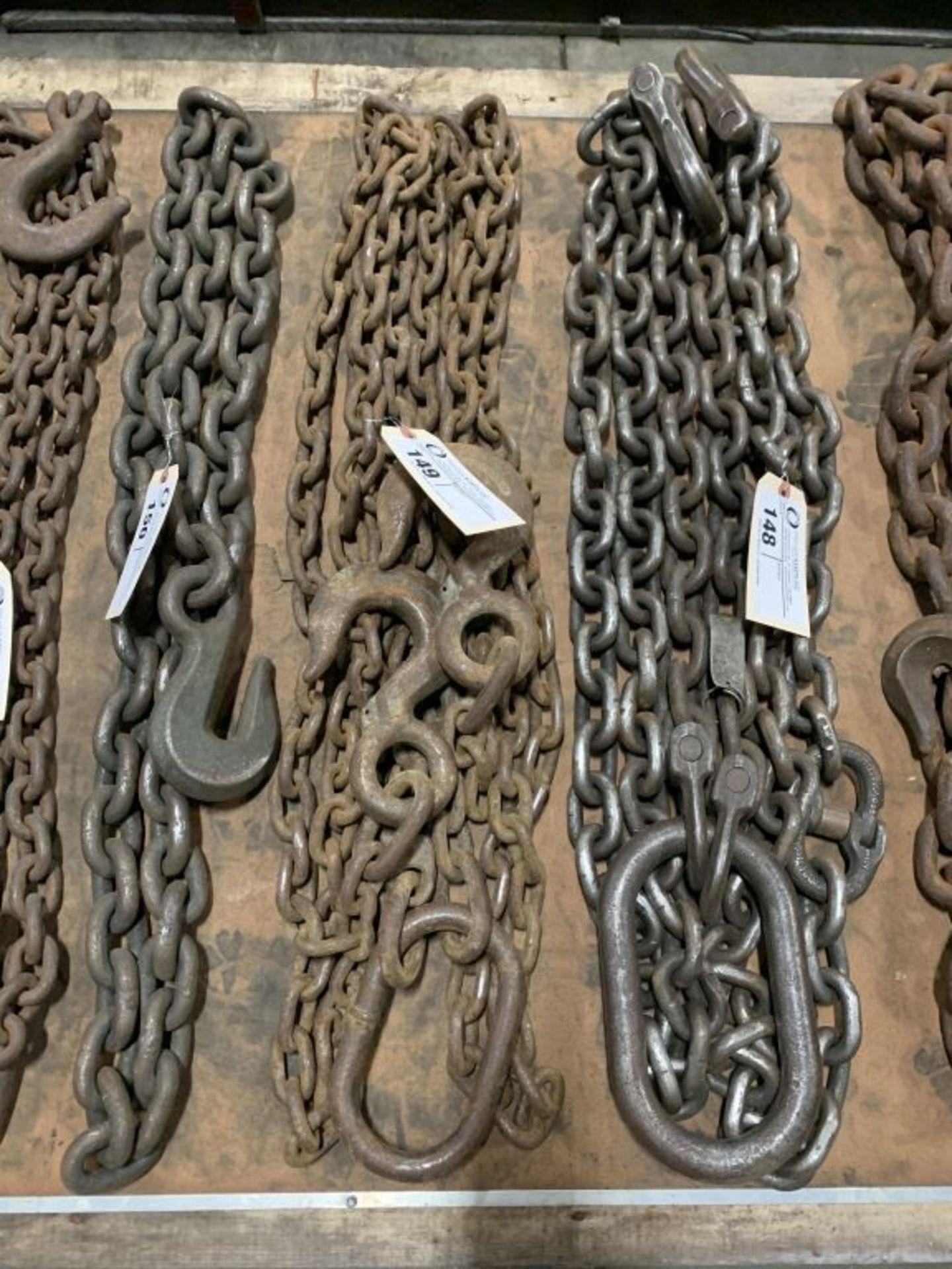 """chain, 3/8"""", spreader"""