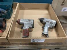 Pneumatic Impact Tools