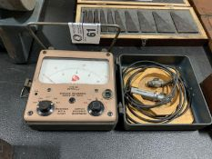 AIL surface roughness indicator, 18010