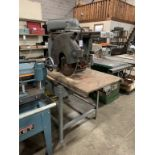 "Delta 18"" Multiplex Radial Arm Saw"