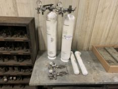 gas cylinders with gauges