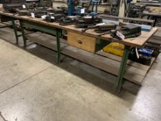 Work Table 10' x 3'