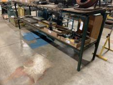 Work Table 10' x 2'