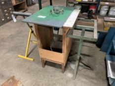 Router & Router Table, Metal Stand