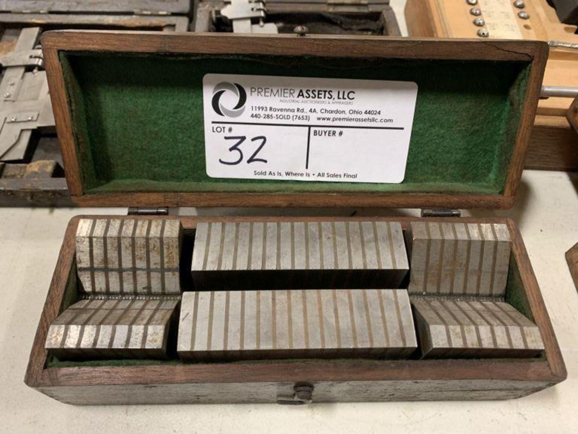 Magnetic V Blocks and Blocks for magnetic chuck