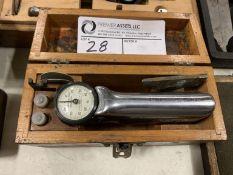 Barber Colman GYZJ-934-1 Impressor Portable Hardness Tester