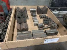 """assortment of """"V"""" blocks"""