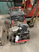 Power Washer, Briggs & Stratton motor