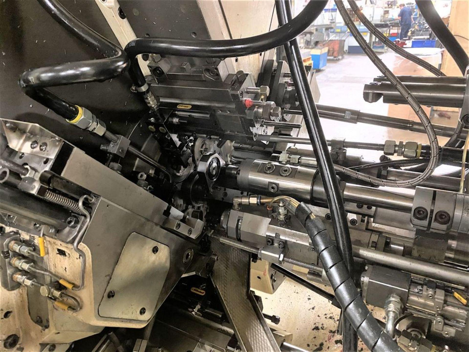 Lot 8B - ZPS Mori-Say 620SUAC 6 Spindle Super Precision Automatic Bar (Screw) Machine, New 2016