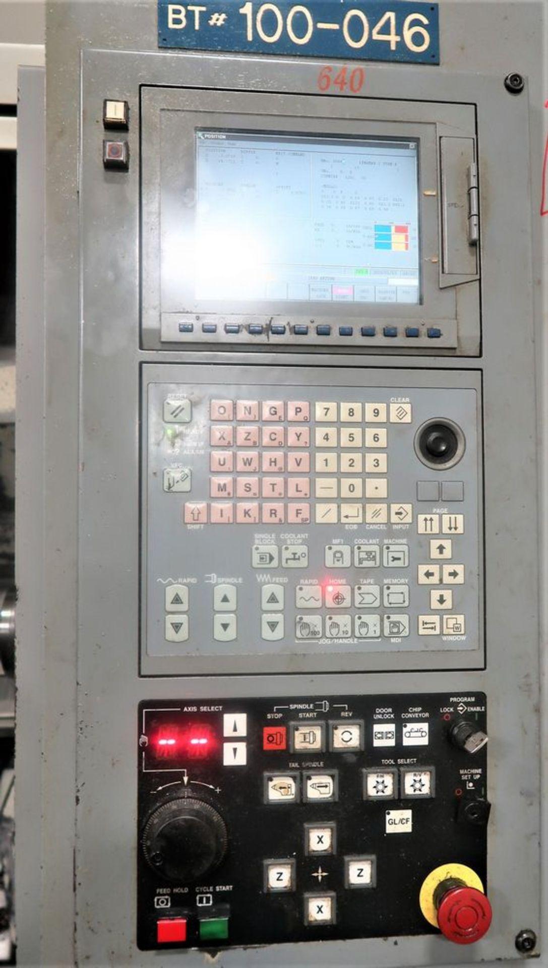 Lot 11 - Mazak Quick Turn Nexus 200 2-Axis CNC Turning Center Lathe, S/N 162576
