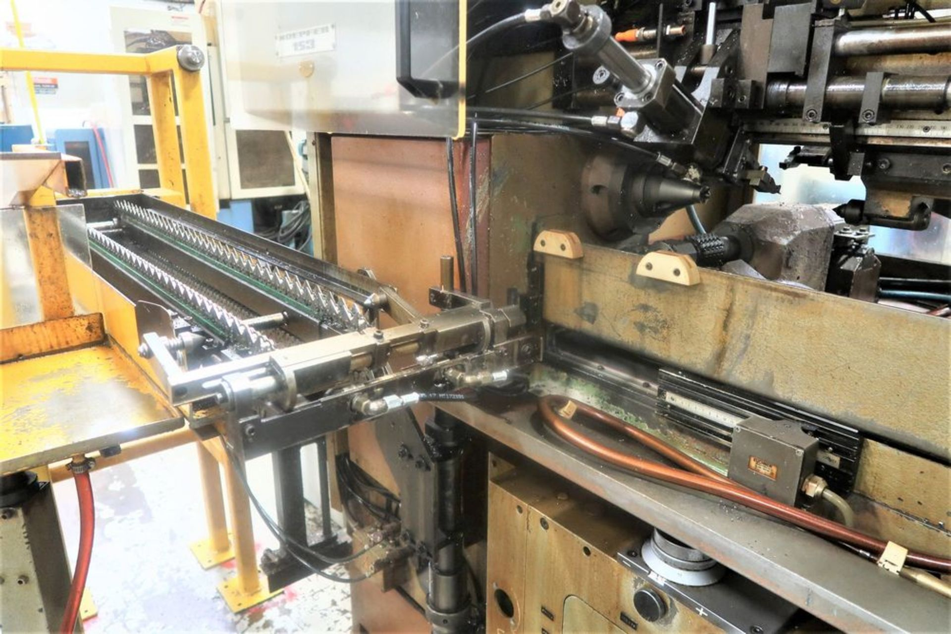 Koepfer 153B Gear Hobber w/Automatic Loading, S/N 153187 - Image 4 of 8