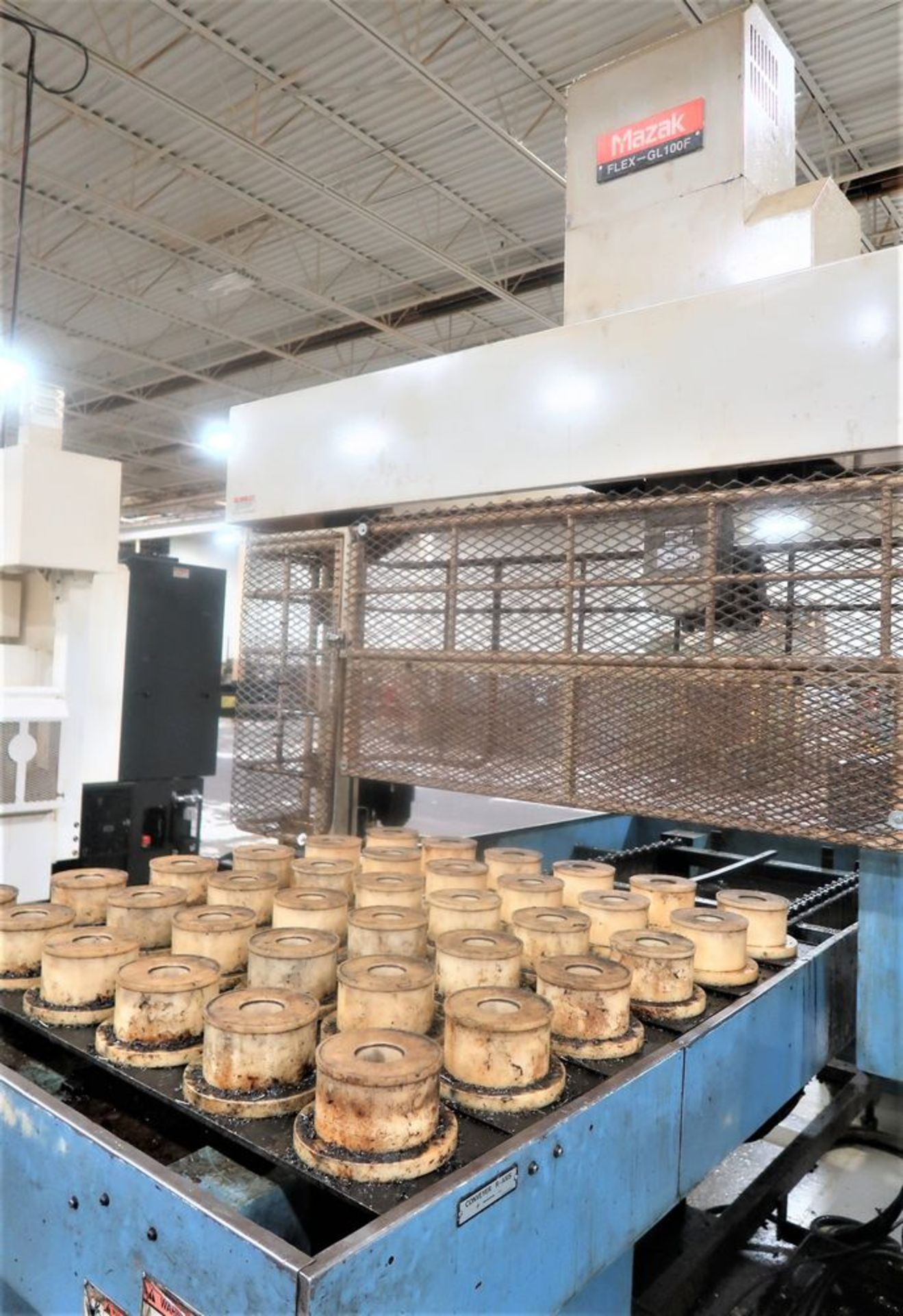Mazak Dual Turn 25 Twin Spindle CNC Turning Center lathe, S/N 150888 - Image 3 of 13