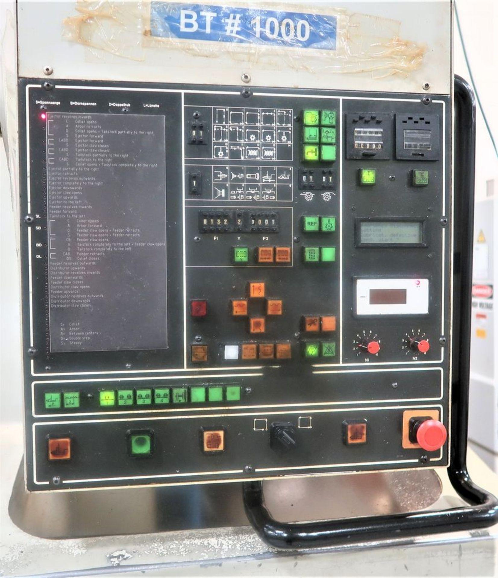 Koepfer 180 SPS/M Gear Hobber, S/N 180001 - Image 3 of 9