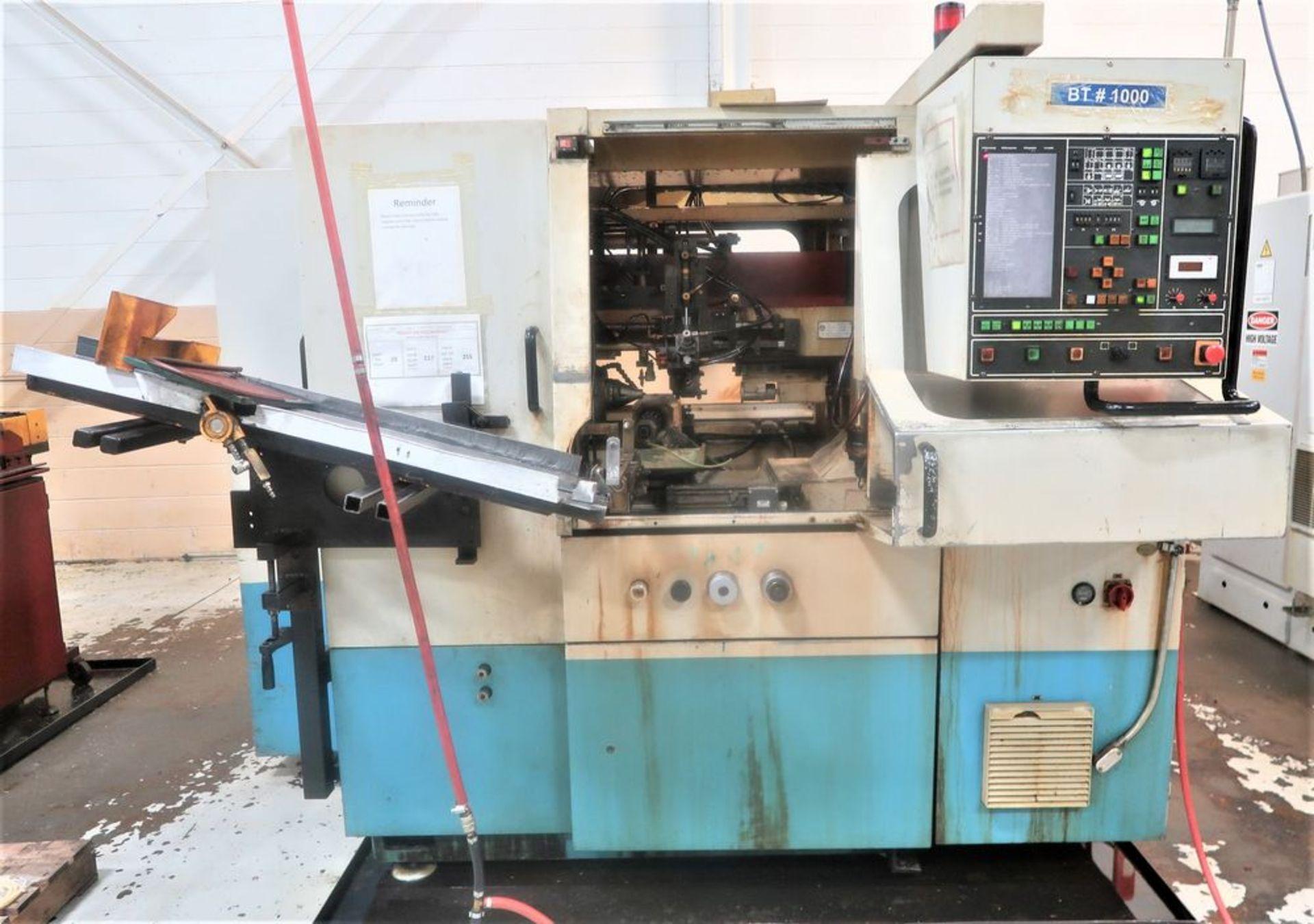 Koepfer 180 SPS/M Gear Hobber, S/N 180001 - Image 2 of 9