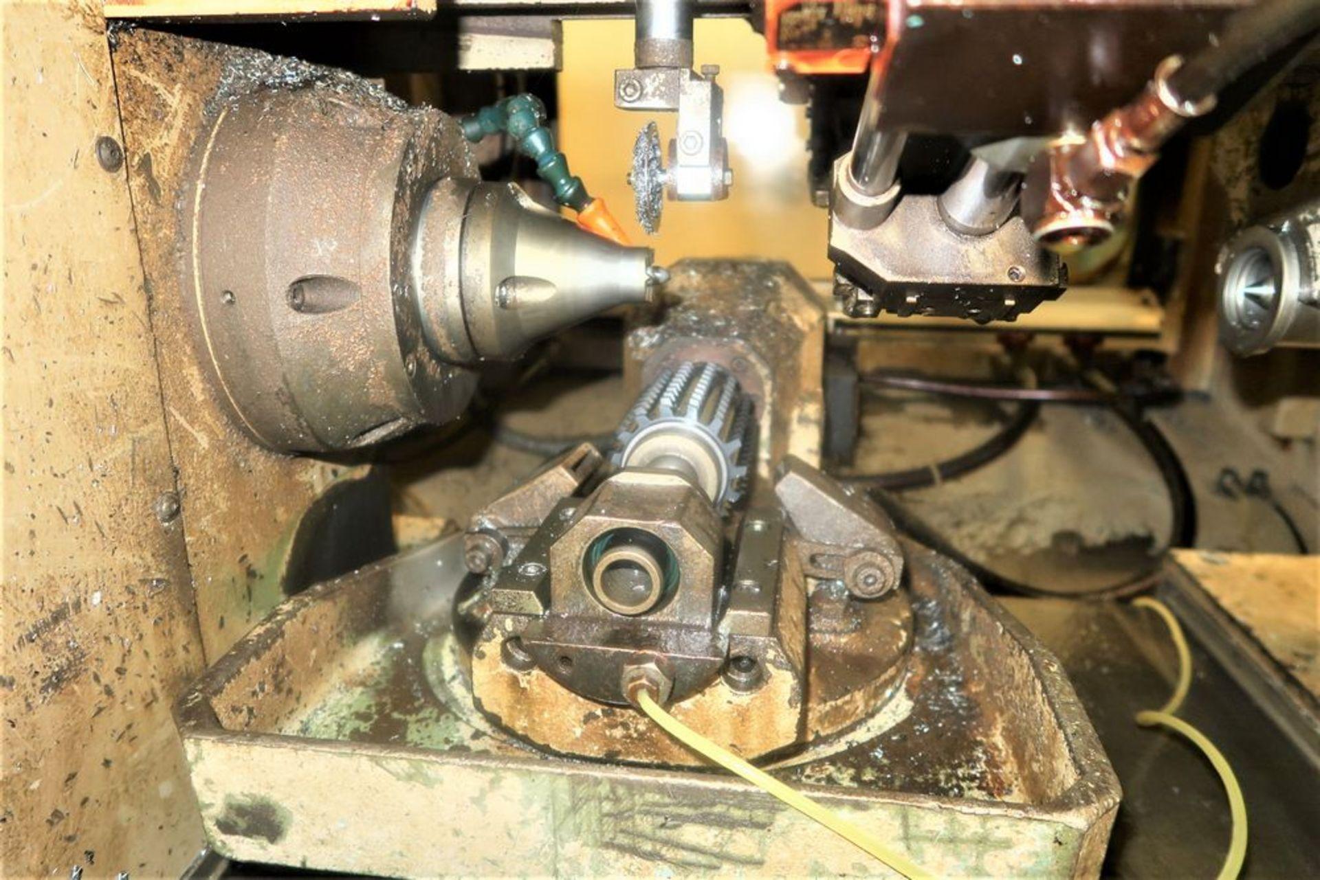 Koepfer 180 SPS/M Gear Hobber, S/N 180001 - Image 5 of 9