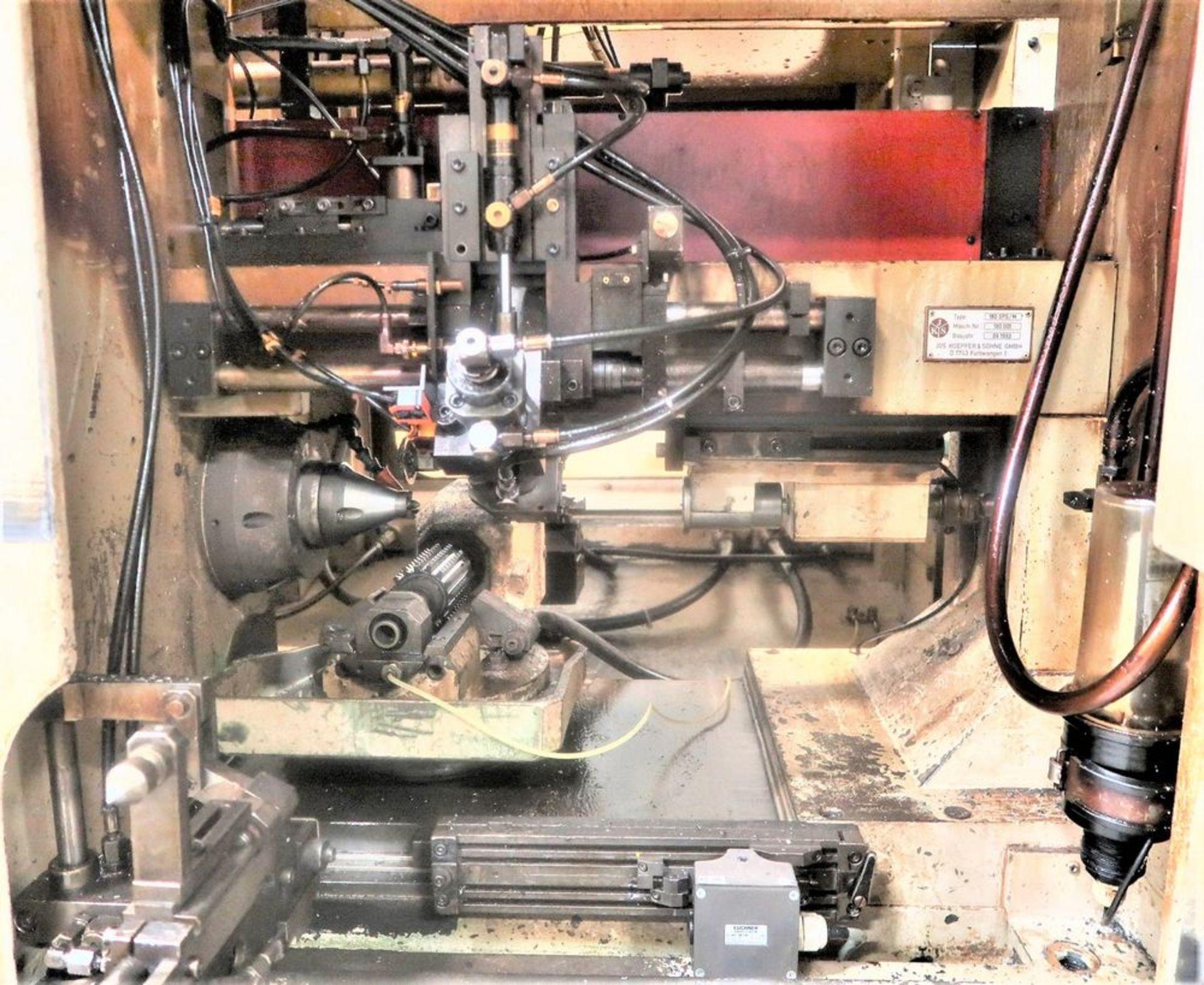Koepfer 180 SPS/M Gear Hobber, S/N 180001 - Image 4 of 9