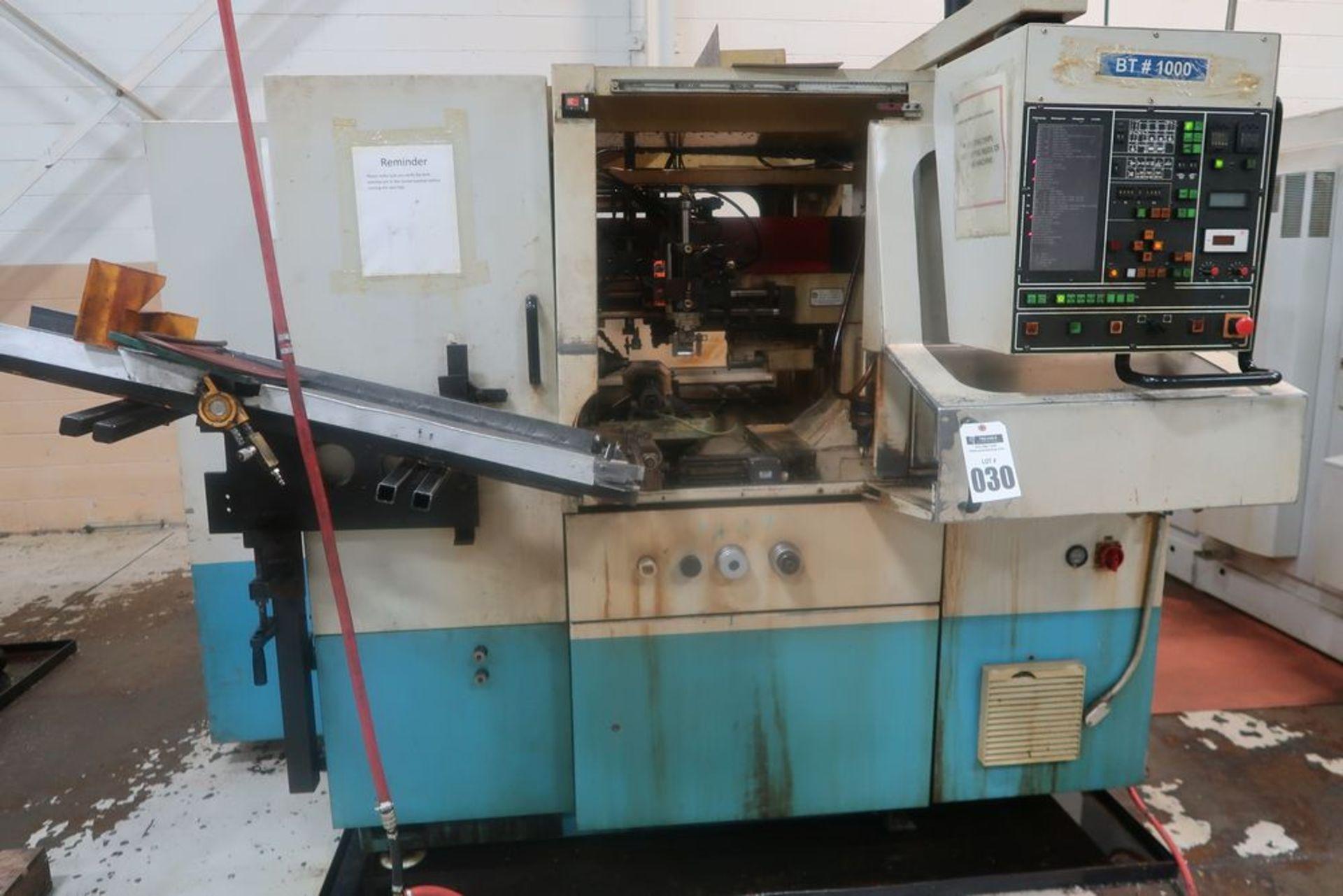 Koepfer 180 SPS/M Gear Hobber, S/N 180001