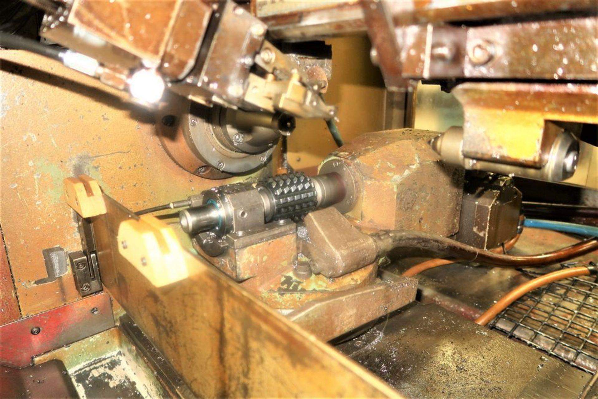 Koepfer 153B Gear Hobber w/Automatic Loading, S/N 153187 - Image 3 of 8