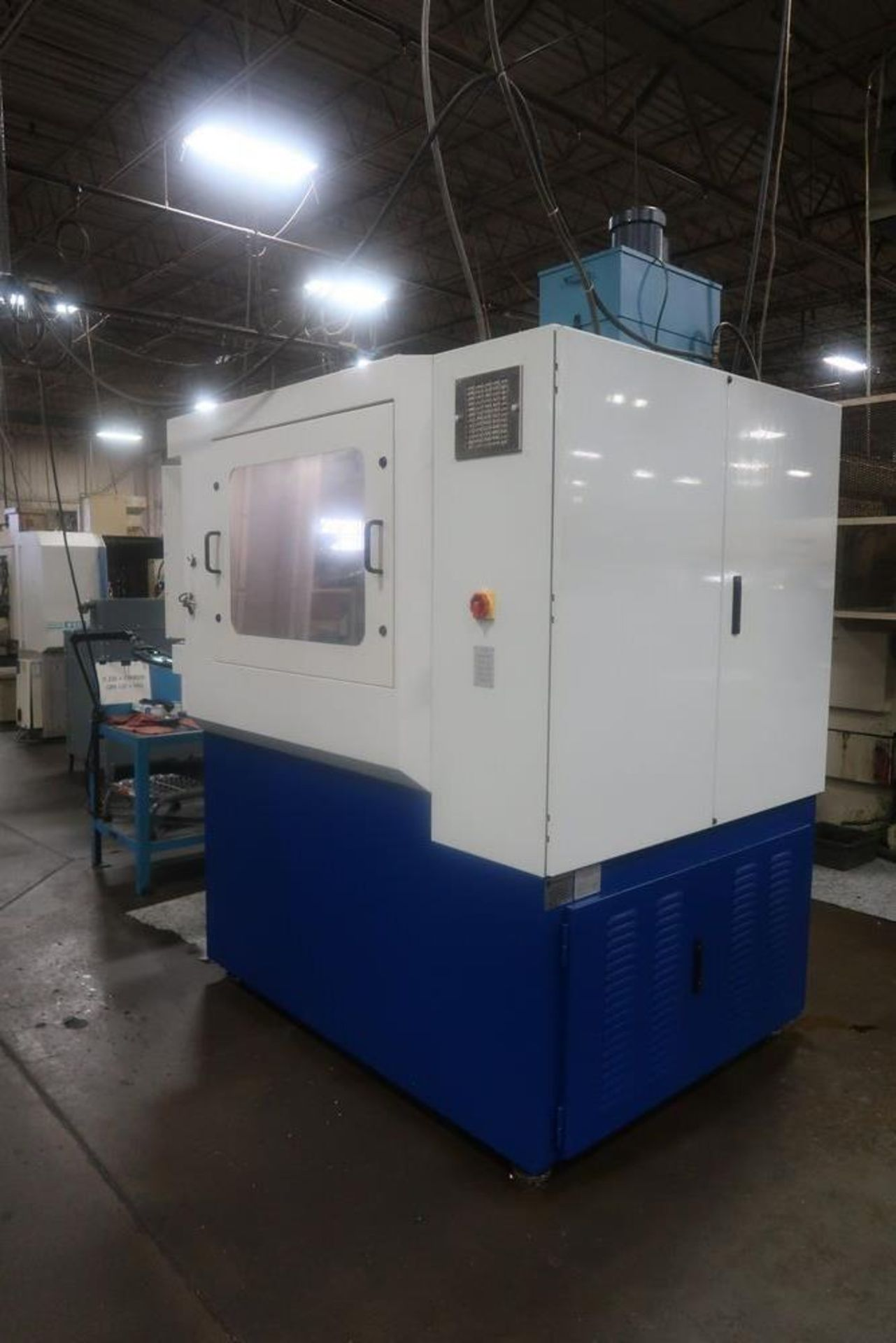 Lot 5A - Koepfer KFS-100.5 CNC Hobb Sharpening Grinder, New 2019, S/N (approx. 100 Hours use)