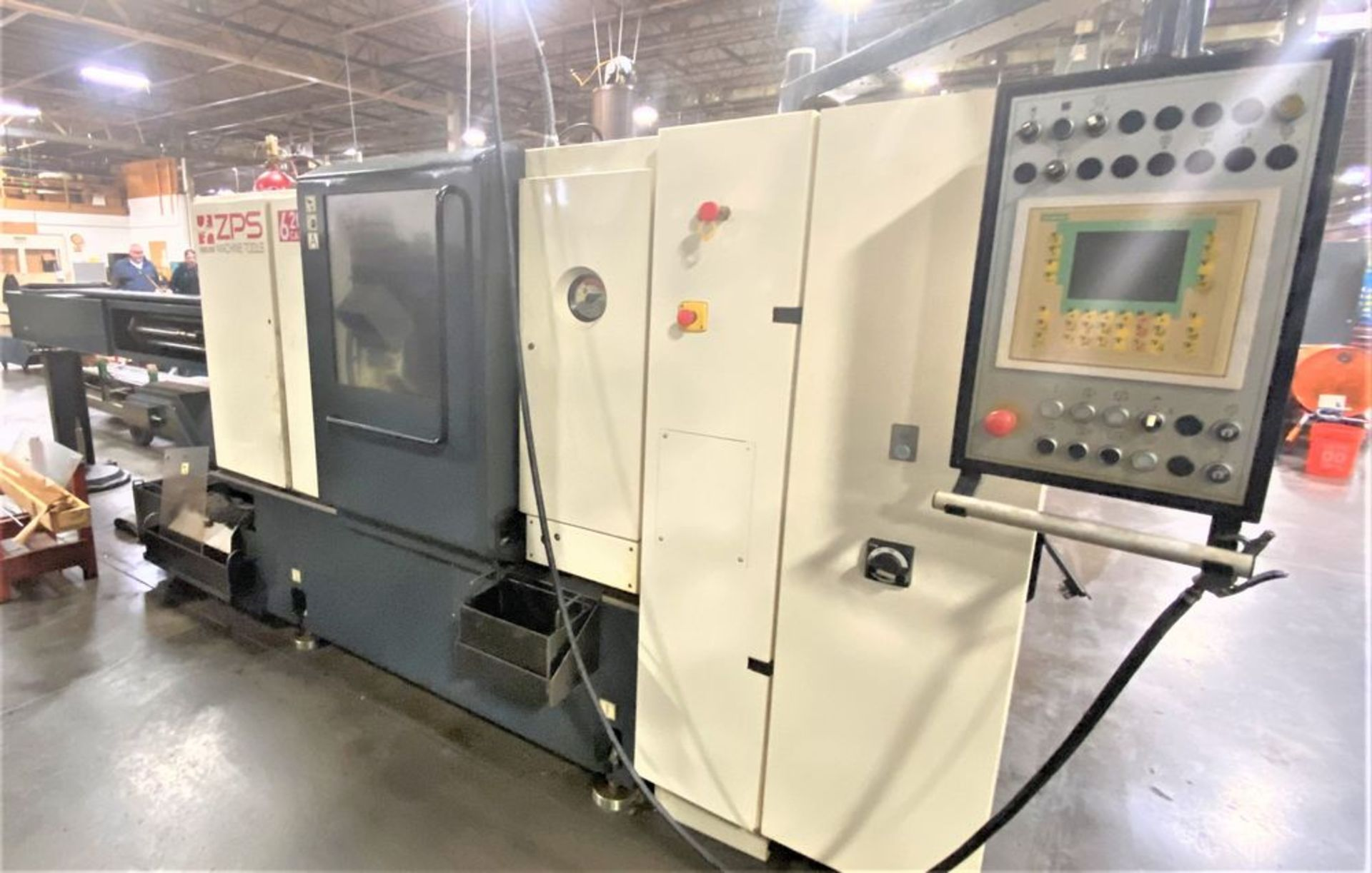 Lot 8A - ZPS Mori-Say 620AC 6 Spindle Super Precision Automatic Bar (screw Machine) New 2012 Installed New 20