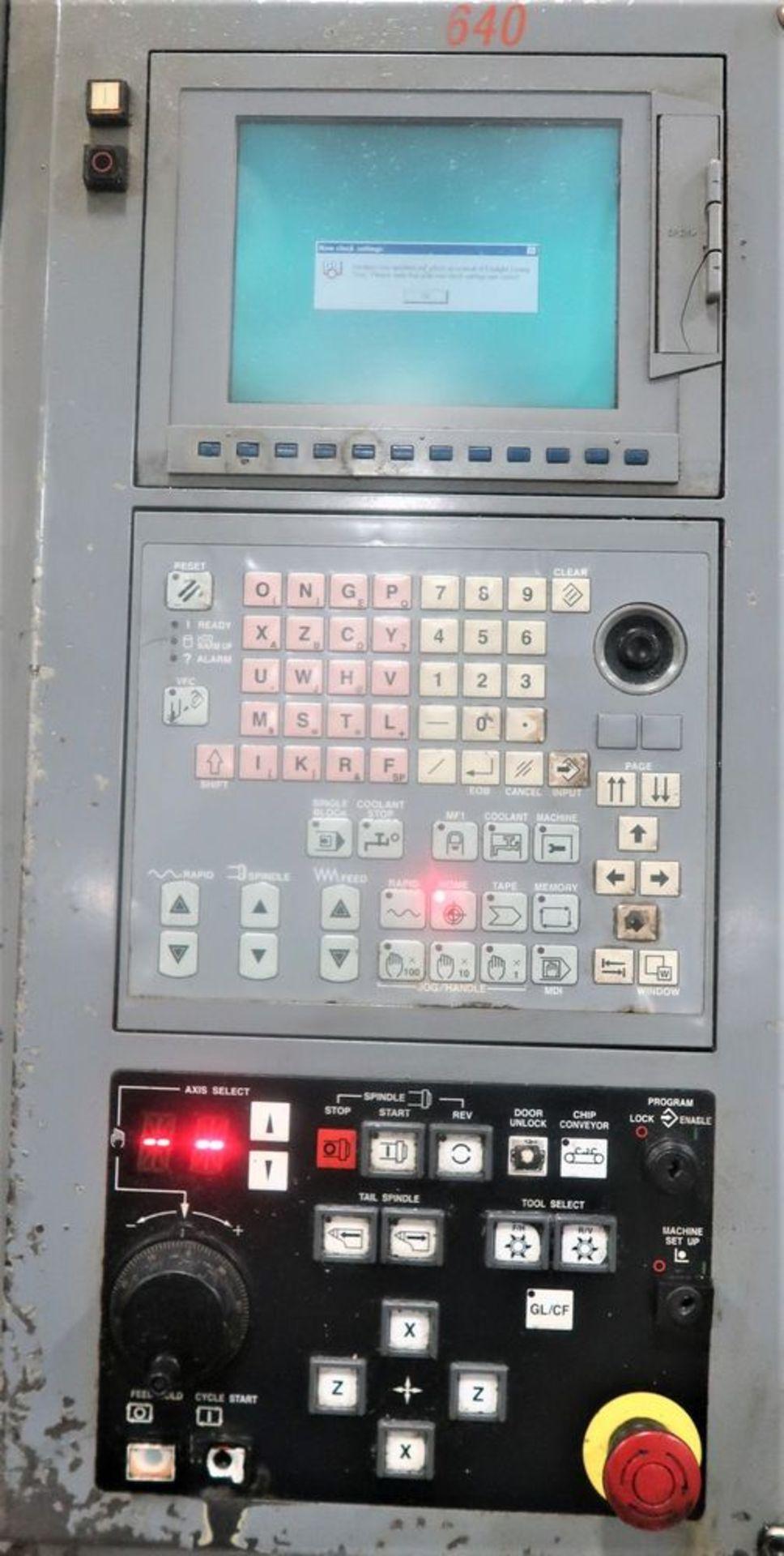 Lot 23 - Mazak Quick Turn Nexus 200 2-Axis CNC Turning Center Lathe, S/N 162570