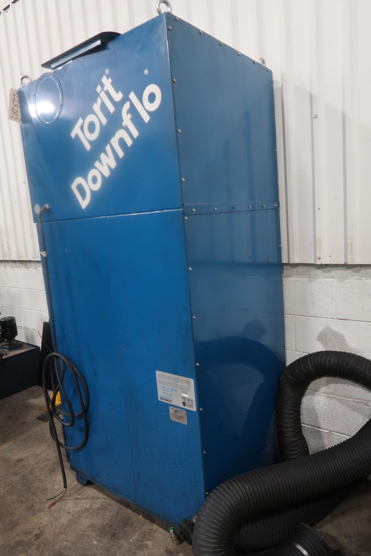 Lot 82 - Donaldson Torit SDF-6 Cartridge Dust Collector, S/N 1G500026-001, New 1999