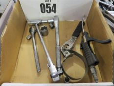 Misc. Torque Wrenches and Tools